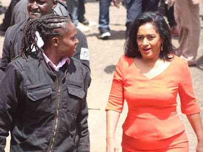 Esther Passaris vs Lawyer Abdullah AhmedNAssir