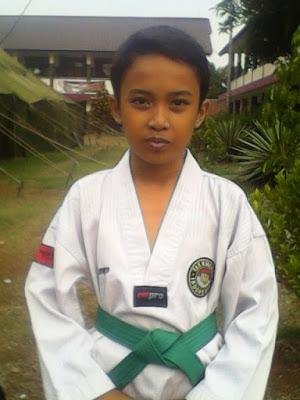 Taekwondo Kota Sukabumi Syauqi