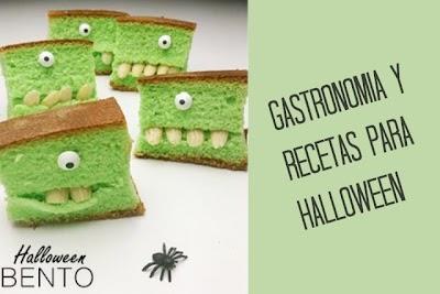 Gastronomia y Recetas para Halloween