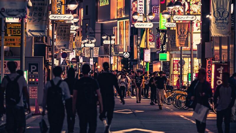 Kehidupan di Jepang
