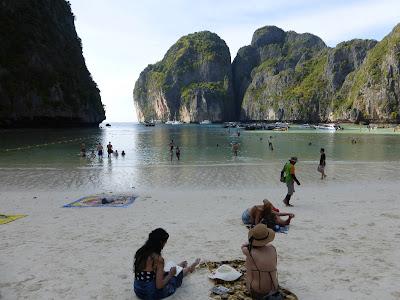 Maya Bay, Tailandia, La vuelta al mundo de Asun y Ricardo, vuelta al mundo, round the world, mundoporlibre.com