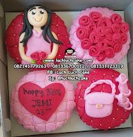 Cupcake Hadiah Untuk Cewek