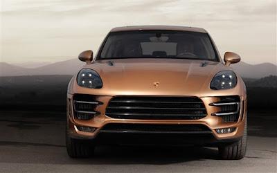 2016 Porsche Macan S front image