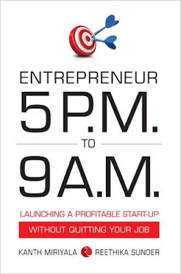 Download Free Entrepreneur 5 P.M. to 9 A.M Book PDF
