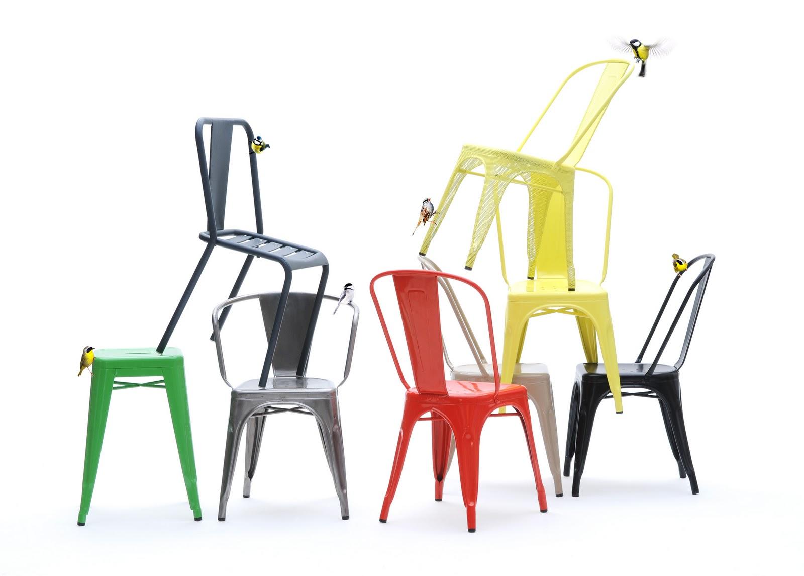 Tolix muebles franceses ligeros y duraderos desde 1927 for Muebles franceses