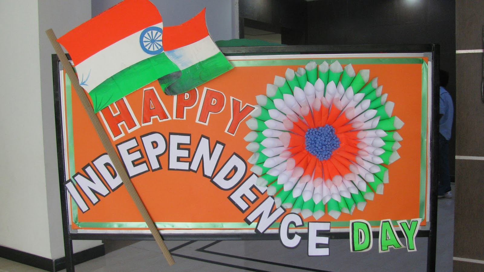 School Board Decoration Ideas For Republic Day