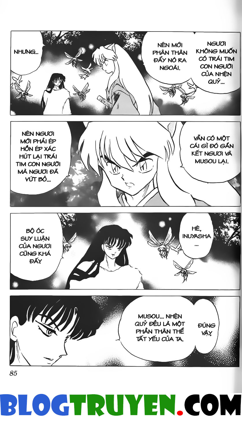 Inuyasha vol 22.5 trang 10