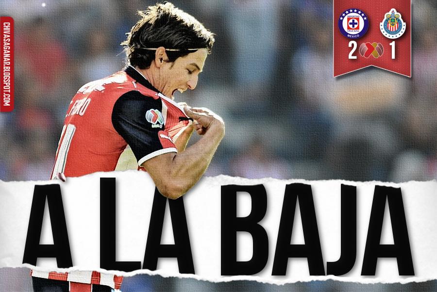 Liga MX : Cruz Azul FC 2-1 CD Guadalajara - Clausura 2017 - Jornada 15.