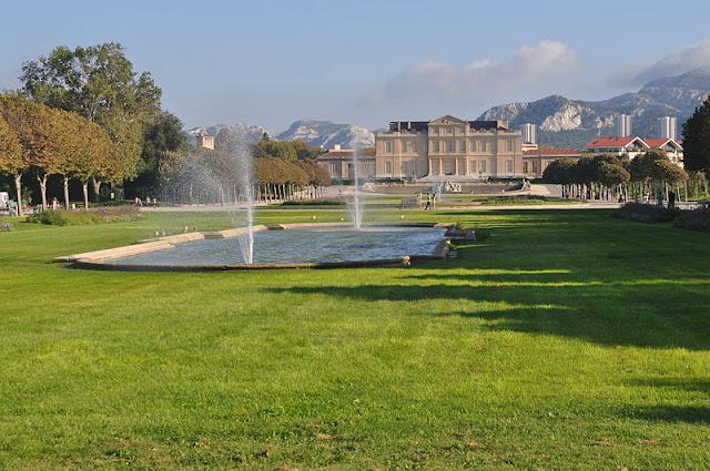 Parc Borély em Marselha
