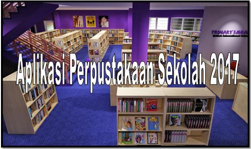 Aplikasi Perpustakaan Sekolah 2017
