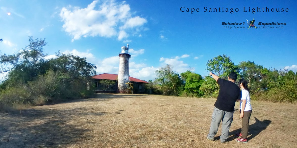 Cape Santiago Lighthouse - Schadow1 Expeditions