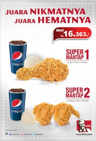 KFC Super Mantap
