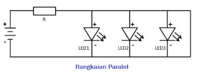 Cara Membuat Lampu Led Sederhana Dengan Baterai Hp 3volt - Tehnisikecil.com