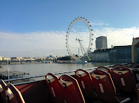 Big Bus Tour Highlights - London Eye