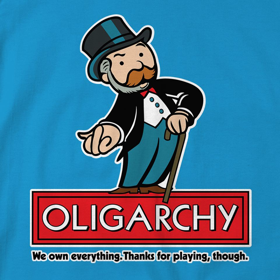 who governs a particular oligarchy