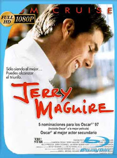 Jerry Maguire  Amor y desafío 1996 HD [1080p] Latino [Mega] dizonHD
