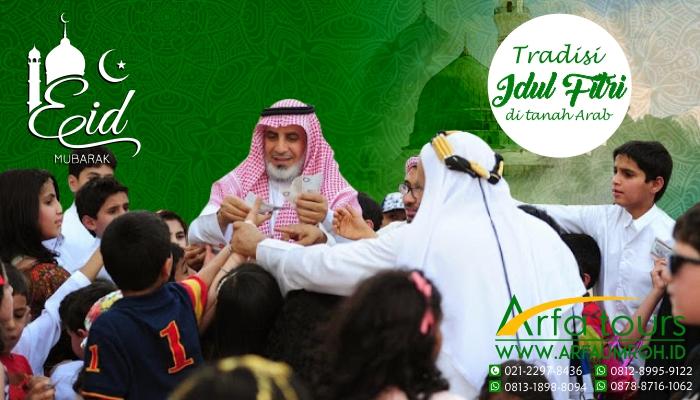 Paket Umroh Idul Fitri 2018 Arfa Tour Takbir Baitullah Tradisi Mekah
