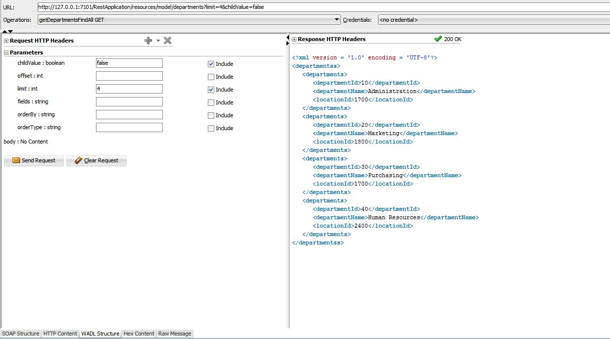 Unwinding ADF: Jdeveloper 12c - EJB with Rest WebService and