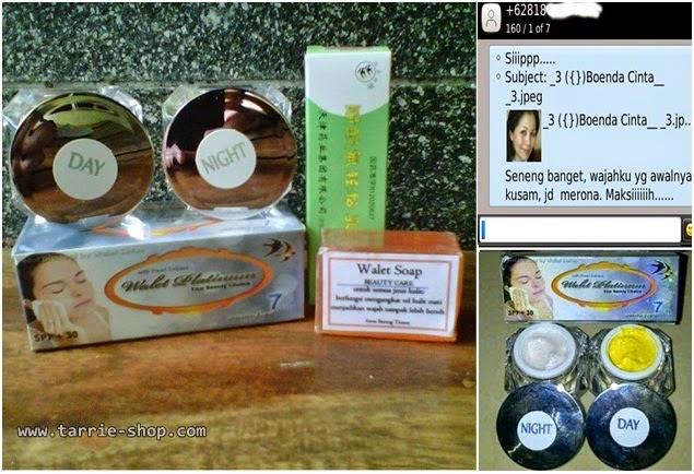 Paket Walet Platinum 4 in 1