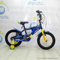 Sepeda Anak Wimcycle BMX Batman 16 Inci