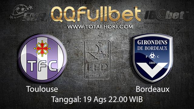 Prediksi Bola Jitu Toulouse vs Bordeaux ( French Ligue 1 )