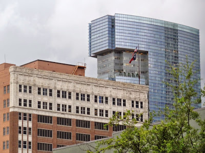 Anderson Clayton Building and BG Group Place Office Tower