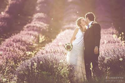 foto matrimonio country chic