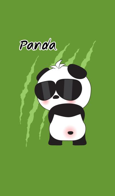 Panda troll
