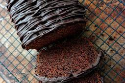CHOCOLATE PUMPKIN POUND CAKE