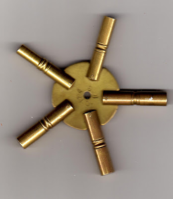 Brass Wrench