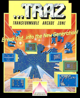 TRAZ-TRansformable Arcade Zone
