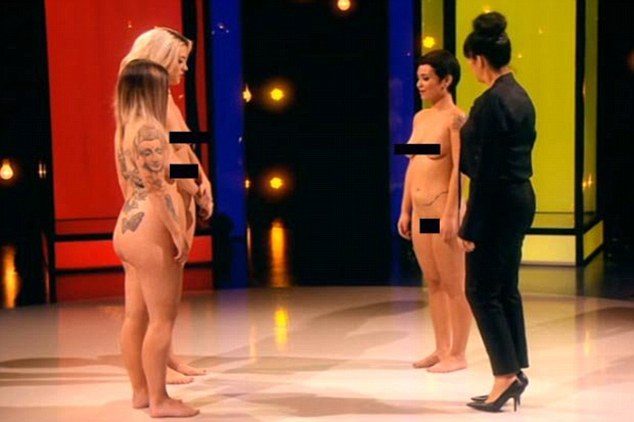 Uk Channel Premiere A Naked Dating Show -2443