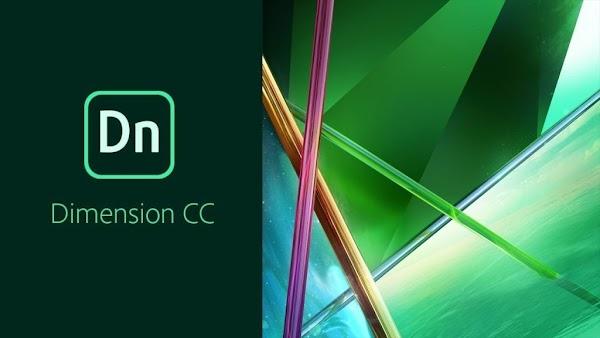 Adobe Dimension CC 2019 Full - Thiết kế hình ảnh chuyên nghiệp