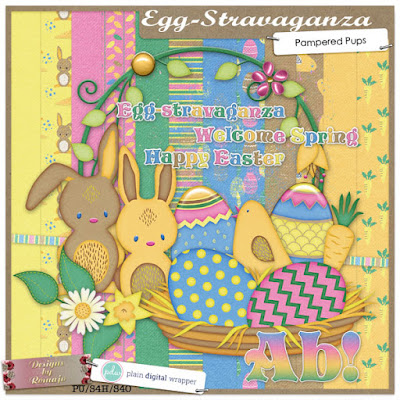 Pampered Pups: Egg-Stravaganza!