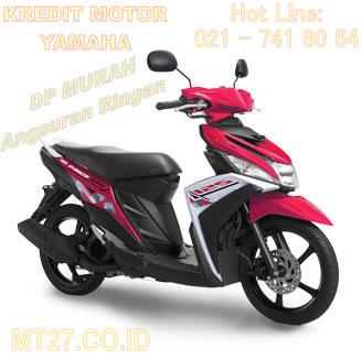 Yamaha Mio M3 125 Pink