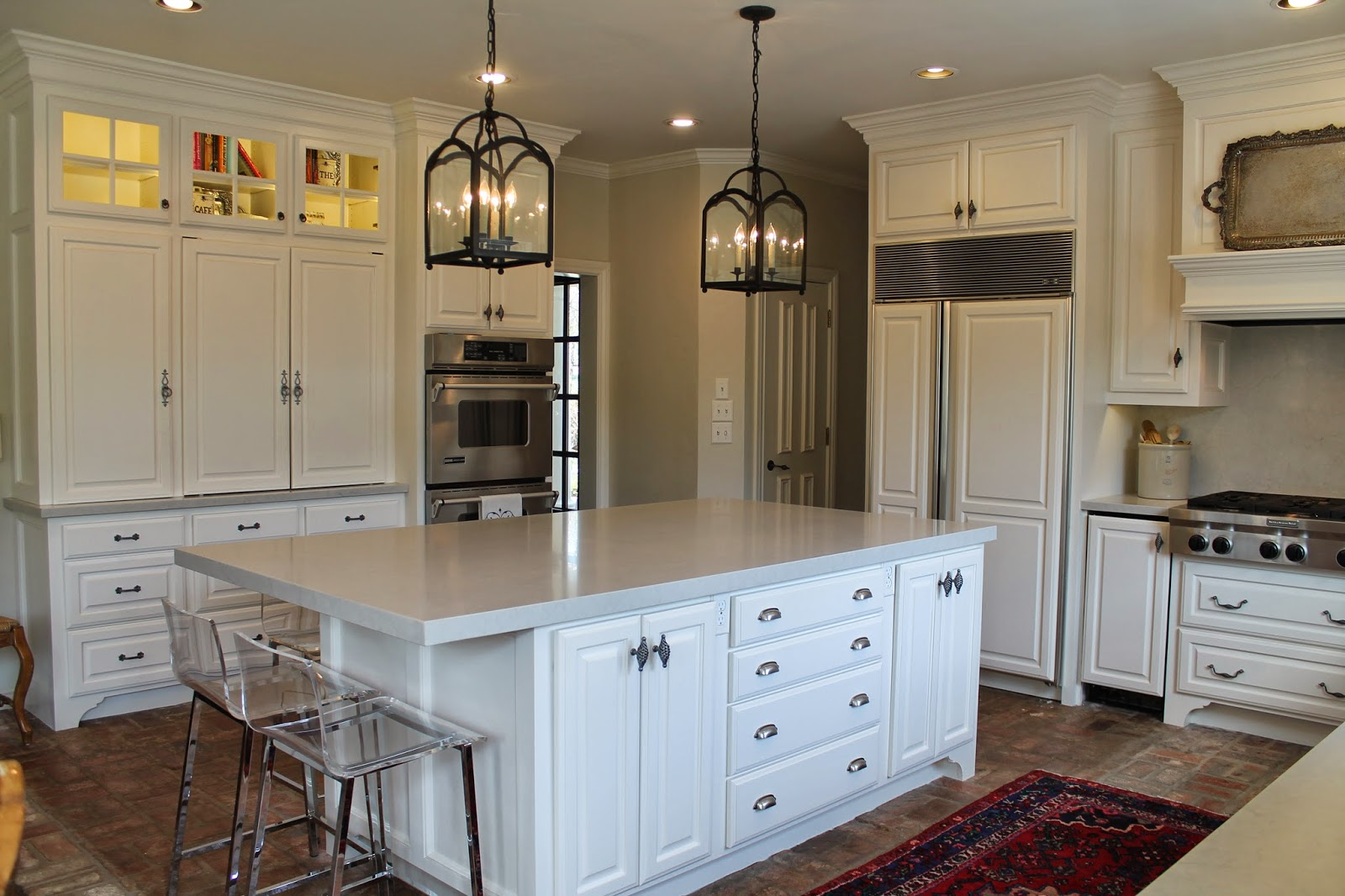 Eleven Gables The Story Of An Kitchen Remodel It Is Cabinets Okc To Go