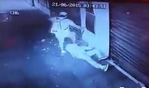 Ladrones piden ayuda a la Persona Equivocada