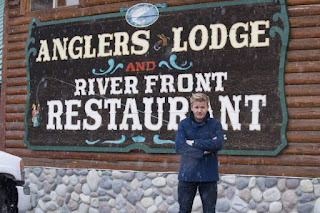 Hotel Hell Anglers Lodge