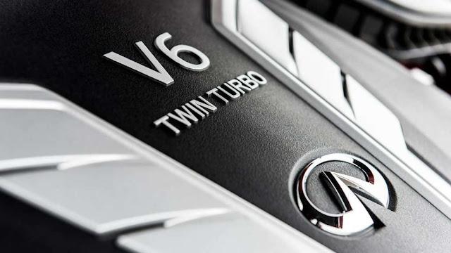 Infiniti Q50 Sport con motor de última generación