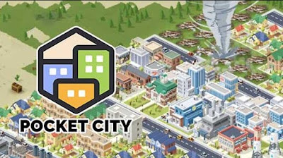 Pocket City Apk (Full Paid Version) for Android