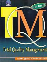 Judul Buku:Total Quality Management Edisi Revisi