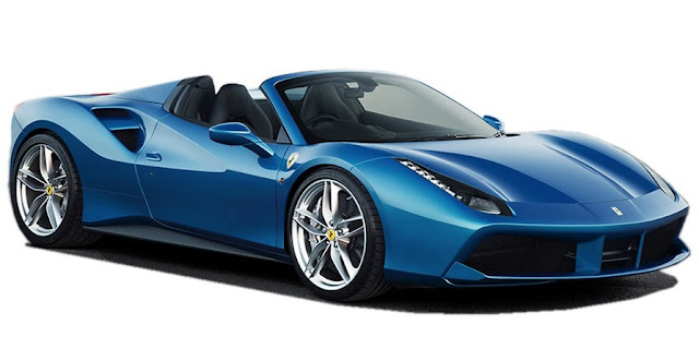 The price of Ferrari cars and specifications