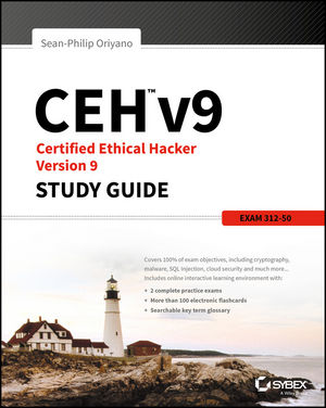 The 5 best ceh certification books for 2018 ceh v9 study guide fandeluxe Choice Image