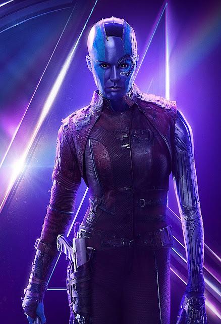 """Ai ngờ dàn mỹ nhân """"Avengers"""" toàn sở hữu body nóng bỏng mắt"""