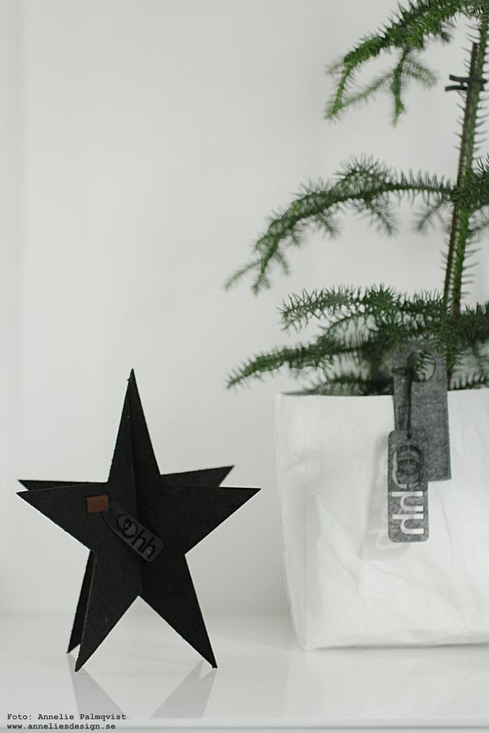Oohh stjärna, stjärnor, Oohh kruka, krukor, svart och vitt, jul, julen 2016, julpynt, pynt, dekoration, dekorationer, advent, annelies design, webbutik, webbutker, webshop, nätbutik, nätbutiker, nettbutikk, nettbutikker,