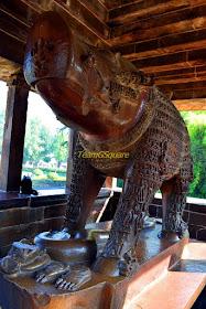 Grand Lord Varaha, Khajuraho