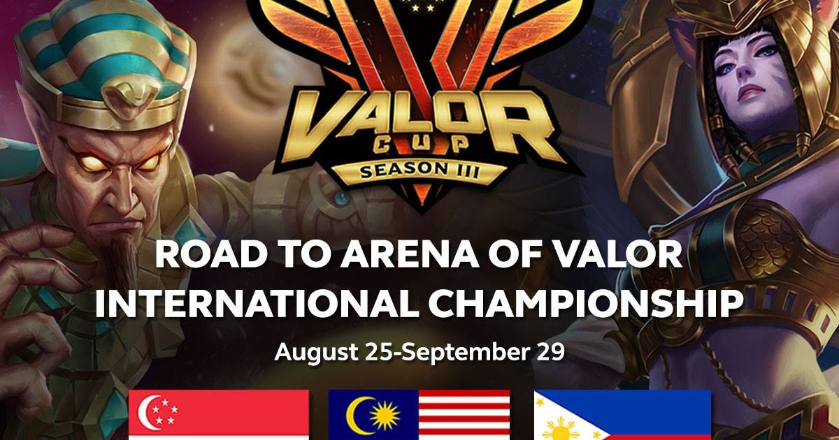AoV PH Gamers Unite for Valor Cup Season 3 | PinoyTechSaga