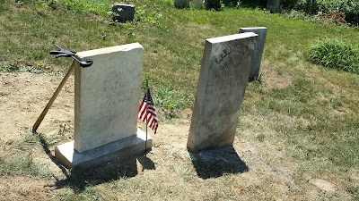 Cleaning &/or Restoring Gravestones
