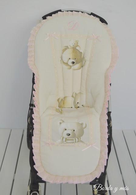 maclaren teddy lace liner