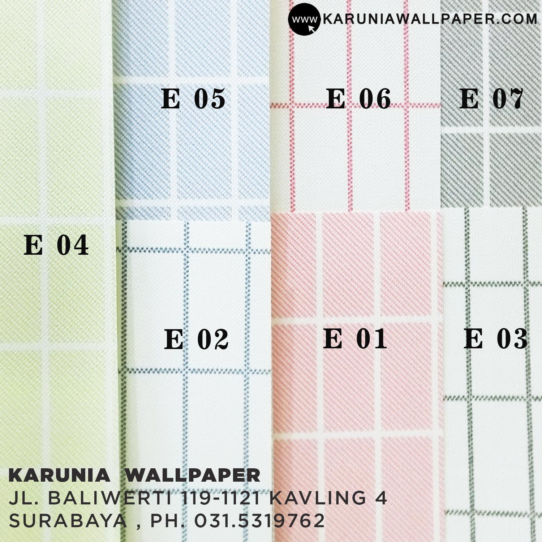 jual wallpaper dinding warna pastel polos karuniawallpaper